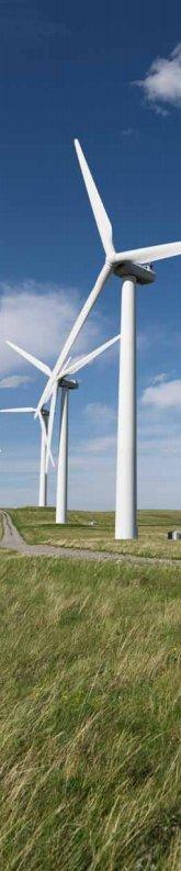 Wind power plant , Canada