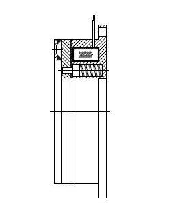 FEOBM - Backlash-Free Electromagnetic Spring Brake Image