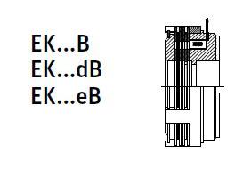 LCBW-S - Electromagnetic Multi-Disc Brake Image